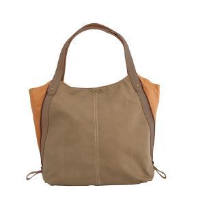 薇娜薇 大小可变女士休闲包 放水内袋收纳更轻松 大容量单肩背包3404