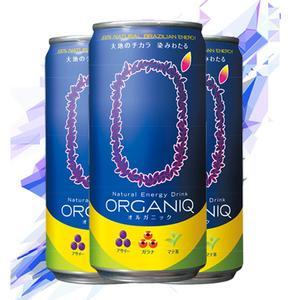 巴西ORGANIQ奥露佳妮可饮料 不含着色剂不含防腐剂提升能量4073